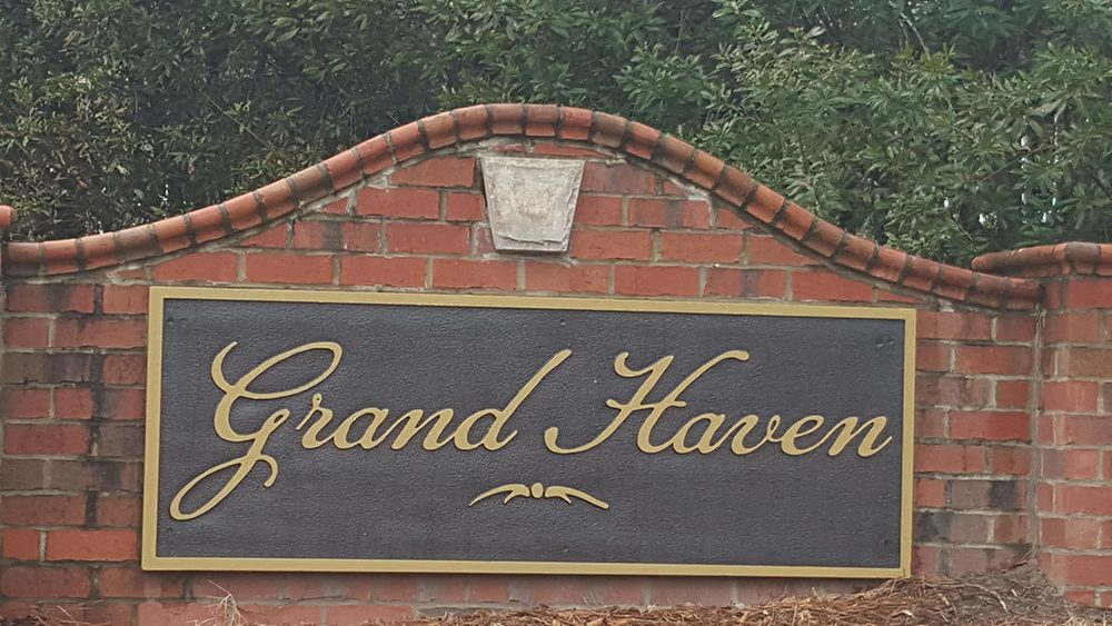 Grand Haven Sign 2